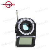 Rivelatore del segnale, rivelatore senza fili della macchina fotografica, rivelatore dell'errore di programma di GSM GPS del rivelatore della macchina fotografica nascosto rivelatore senza fili mobile del segnale del rivelatore rf del segnale