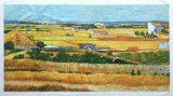 Pitture a olio del Van Gogh della riproduzione di capolavoro su tela di canapa per la decorazione domestica