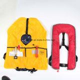 Vest van de Veiligheid van het Reddingsvest van het Zwembad het Opblaasbare