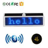 segno della visualizzazione di LED dell'automobile 12X48 con la funzione programmabile dei messaggi da Phone Bluetooth APP
