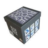 Подарочная упаковка Custom печать роскошный дизайн