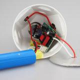 Аккумуляторный светодиод аварийной лампы солнечной энергии для использования вне помещений для кемпинга