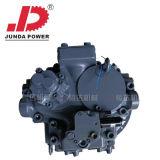 川崎K5V160のための掘削機の予備品油圧ポンプ