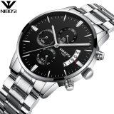Großverkauf-/der kundenspezifischen klassischen Chronograph-Quarz-Bewegungs-Männer Armbanduhr
