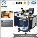 600W de Machine van het Lassen van de Laser van de Vorm van YAG voor het Vormen van de Injectie van de Precisie