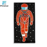 El astronauta de la alta calidad baratos personalizados Metal Prendedores