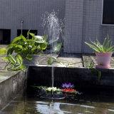 Regador amplo jardim do Kit de rega a energia solar Bomba Chafariz Flutuante