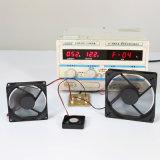 ventilatore assiale di raffreddamento senza spazzola H del ventilatore di CC della pagina del cuscinetto a manicotto di 92 mm12-24V