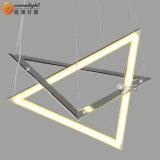 고품질 알루미늄 현대 LED 샹들리에 펀던트 램프
