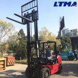 China la carretilla elevadora Diesel de 3 toneladas con CE