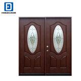 Portello di legno della vetroresina del mestiere dell'entrata economizzatrice d'energia classica di qualità superiore della villa