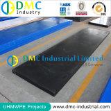 Grande ingegneria di plastica di industria carboniera di dimensione sullo strato della fodera di UHMWPE
