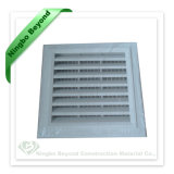 CeilingまたはWallのためのAluminum Meshの取り外し可能なCore Single Deflection Air Grille