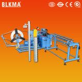 La Chine producteur plaque en acier inoxydable automatique Making Machine conduit en spirale