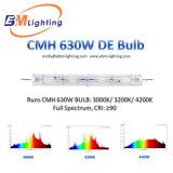 De tuinbouw Verlichting 630W CMH Met twee uiteinden kweekt Lichte Uitrusting