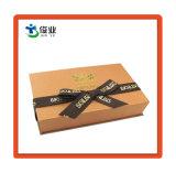 마분지 초콜렛 금박지 각인을%s 가진 포장 선물 상자