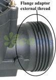 Bewässerung Solenoid in Line Valve mit Flow Control