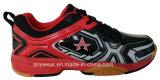 Chaussures de tribunal Athletic Men Tennis Badminton Shoes (816-6983)