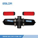"""Type 4 """" système de H d'irrigation rinçant à partir de l'orifice de vidange automatique de filtre à disques"""