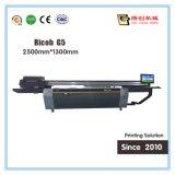 Impressora UV Flatbed de Digitas para o plástico/madeira/vidro/acrílico/metal/impressão cerâmica/de couro