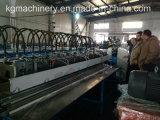 Fábrica real de barra de T que faz a máquina automática