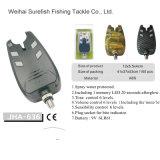Alarme de morsure de pêche à la carpe sans fil de haute qualité