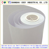 vinyle auto-adhésif de la colle 140g de papier gris de métier