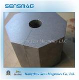 De grote Magneten van de Zeldzame aarde Sm2co17 van het Blok Permanente voor Instrumenten, Militaire Sensoren,