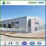 Estructura de acero prefabricadas con dos pisos