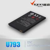 Original pour la batterie de téléphone mobile de Zte pour V880 U880 N880s N860 Li3712t42p3h444865
