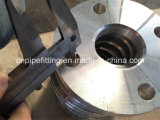 L'aluminium 6061 T6 a modifié la bride de cou de soudure, bride de plaque, la bride T6 de l'aluminium 6061