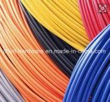 Цветастый PVC покрыл гальванизированный утюгом Binding провод утюга
