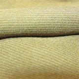 Tissu chimique de tissu d'armure de sergé d'approvisionnement d'usine pour des vêtements