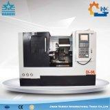 Ck50L CNC van de Prijs van de Fabriek Machine de Van uitstekende kwaliteit van de Draaibank van het Bed van de Helling