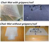 """絨毯を敷いた床のためのPVC椅子のマット、明確な高い山- 36 """" X 48 """"、多重サイズ-散りばめられる"""