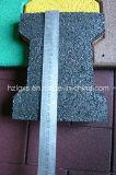 Синий Dog-Bone EPDM гранулы резиновые плитками на полу