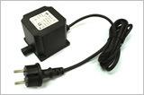 5W-50W Outdoor Waterproof VD/EU Type AC/AC Linear Adapter