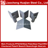 Prezzi del ferro di angolo della l$signora Steel Iron in Cina