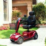 4개의 바퀴 실내에를 위한 중간 크기 기동성 스쿠터 또는 야외에서