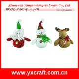 Fábrica del OEM de la Navidad de la decoración de la Navidad (ZY14Y305-1-2-3)