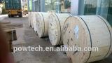 Cinta de aluminio de tubo suelto de la capa exterior del cable de fibra