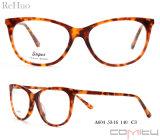 Het Optische Frame Eyewear van de Acetaat van de Manier van het Oog van de Kat van vrouwen