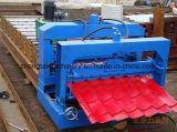 Linha de produção da telhadura do PVC