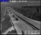 IP van de Visie van de nacht Infrarode Thermische Imager PTZ Camera voor het Toezicht van de Spoorweg