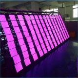 Módulo de exibição de LED de cor SMD de cor simples e rosa
