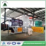 Automatische überschüssige Plastikhaustier-Ballenpresse (FDY850)