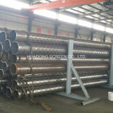 Filter van de Pijp van het roestvrij staal de Pipe/API Ingelaste Insluitende voor de Boring van de Oliebron