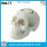 Titular Custom Custom Horrible Skull Candle Tealight Holder