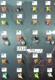 Tombage de pêche -Hard Lure - Bait de pêche - Lf-117