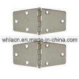 ステンレス鋼の鋳造のドアのキャビネットのヒンジのハードウェア(無くなったワックスの鋳造)